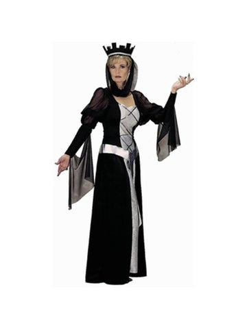 Adult Black Queen Costume
