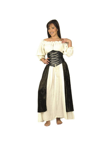 Adult Country Wench Costume-COSTUMEISH