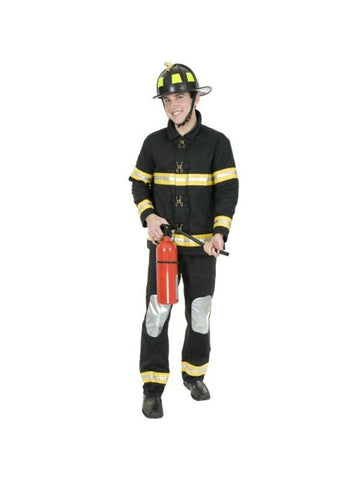 Adult Fireman Costume-COSTUMEISH