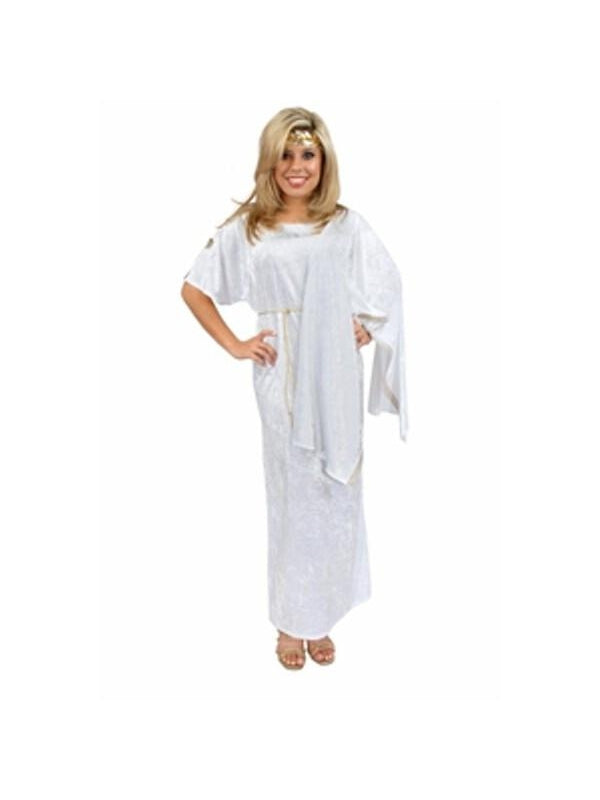 Adult Greek Goddess Costume-COSTUMEISH