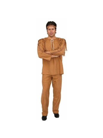 Adult Indian Brave Costume-COSTUMEISH