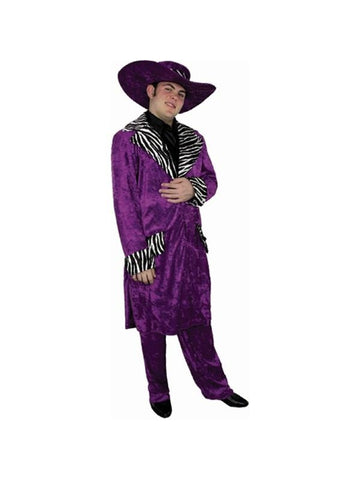 Adult Long Pimp Suit Costume