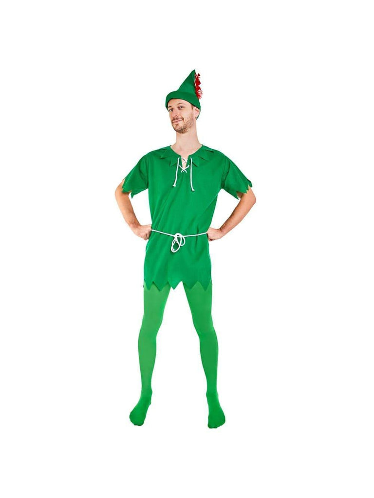Adult Peter Pan Costume-COSTUMEISH