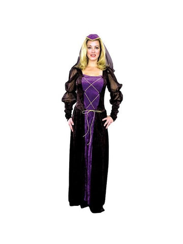 Adult Renaissance Lady Costume-COSTUMEISH