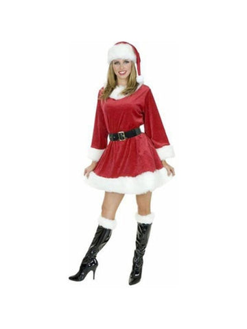 Adult Santa's Helper Costume-COSTUMEISH