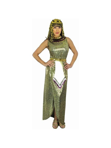 Adult Sequin Cleopatra Costume