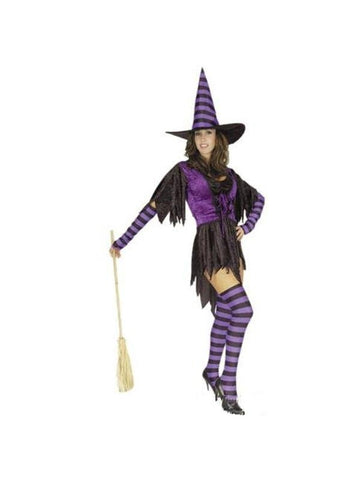 Adult Sexy Witch Costume-COSTUMEISH