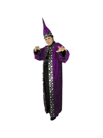 Adult Wizard Costume-COSTUMEISH