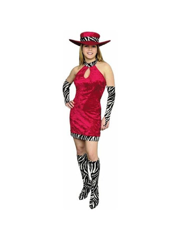 Adult Women's Ho Costume
