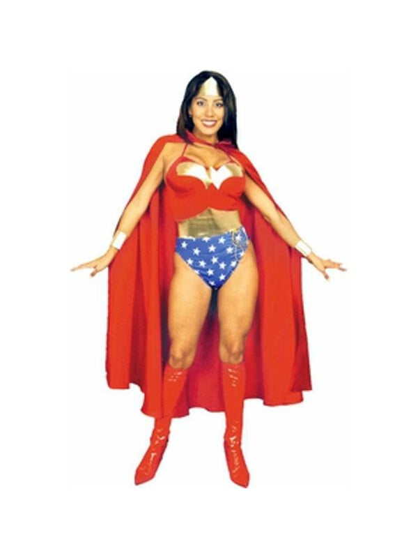 Adult Wonder Woman Costume-COSTUMEISH
