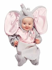 Baby Elephant Costume-COSTUMEISH