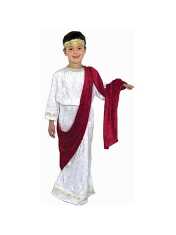 Child's Caesar Costume