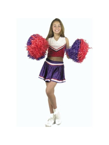 Child's Cheerleader Costume-COSTUMEISH
