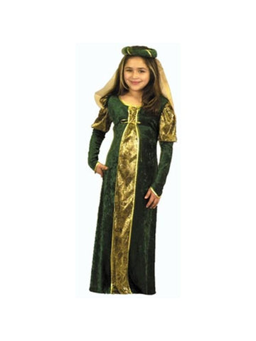 Child's 16th Century Princess Costume-COSTUMEISH