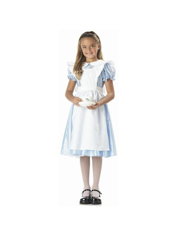 Child Alice Costume-COSTUMEISH