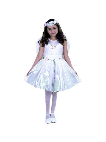 Child's Angel Costume-COSTUMEISH
