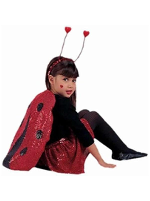 Toddler Glitzy Lady Bug Costume-COSTUMEISH