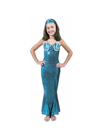Child's Mermaid Costume