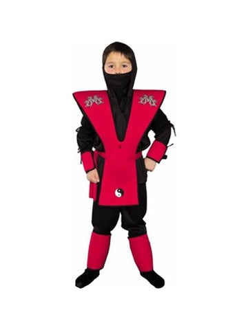 Child's Ninja Costume-COSTUMEISH