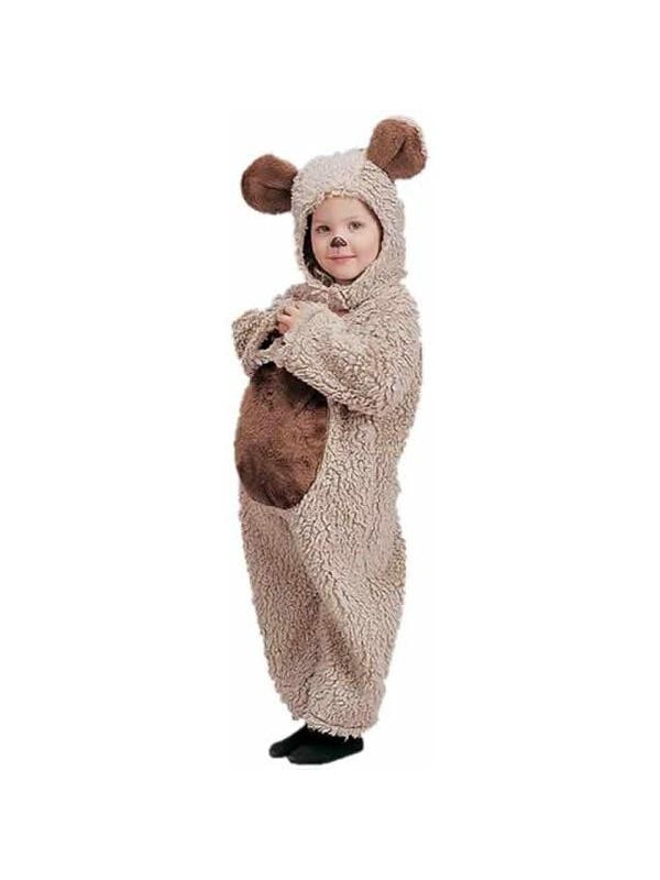Child Oatmeal Bear Costume-COSTUMEISH