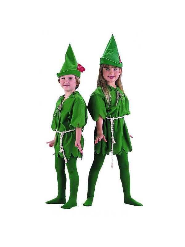Child Peter Pan Costume-COSTUMEISH