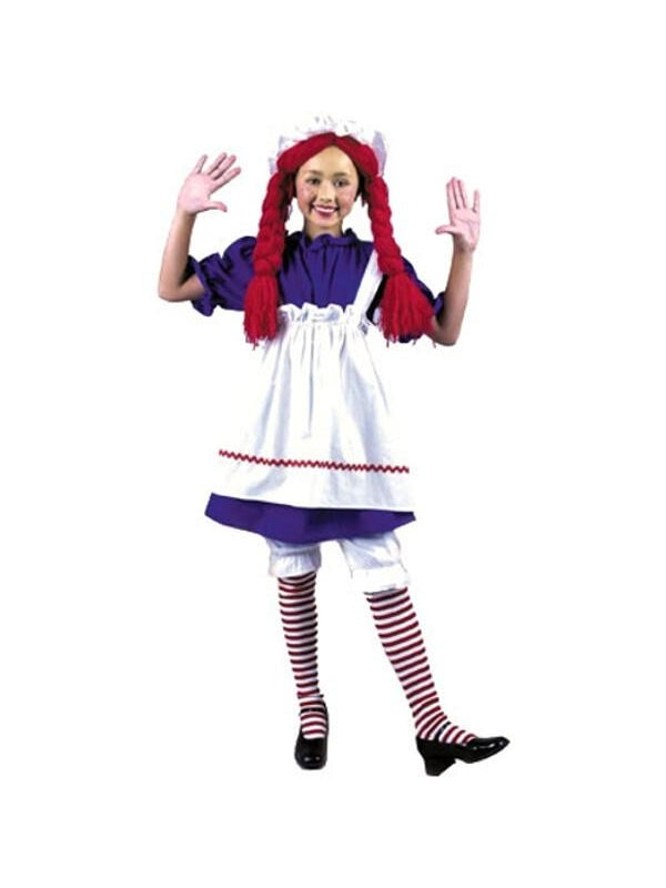 Child's Rag Doll Costume-COSTUMEISH