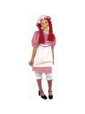 Child's Rag Doll Cotume-COSTUMEISH