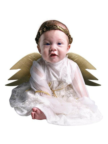 Infant Angel Costume-COSTUMEISH