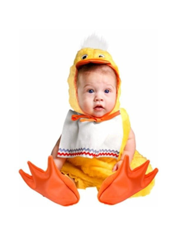 Baby Duck Costume-COSTUMEISH  sc 1 st  Costumeish.com & Baby Duck Costume