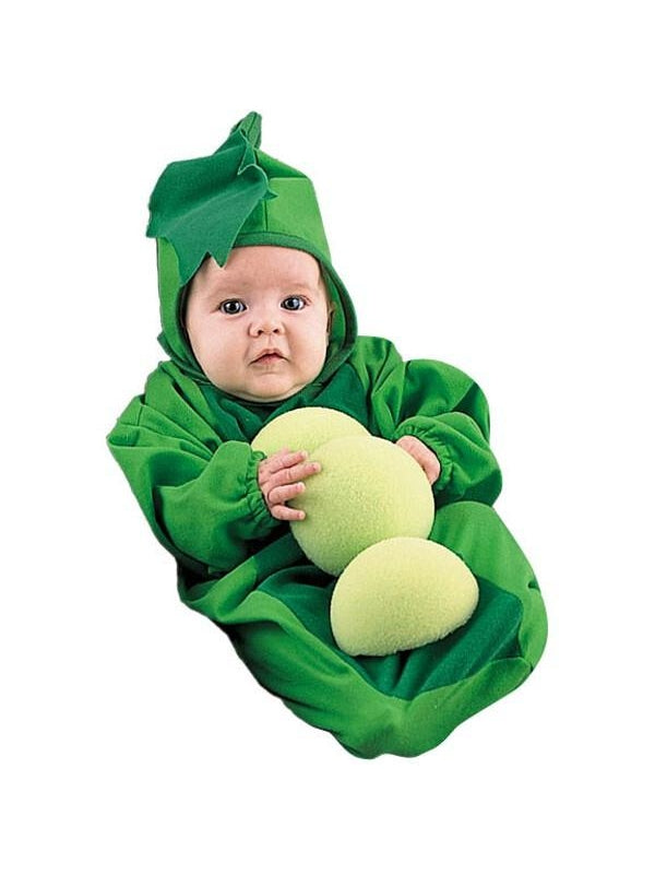 Infant Pea In The Pod Costume-COSTUMEISH