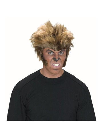 Adult Big Bad Wolf Wig-COSTUMEISH