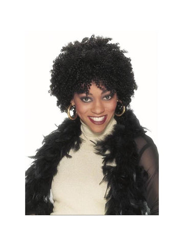 Black Afro Wig-COSTUMEISH