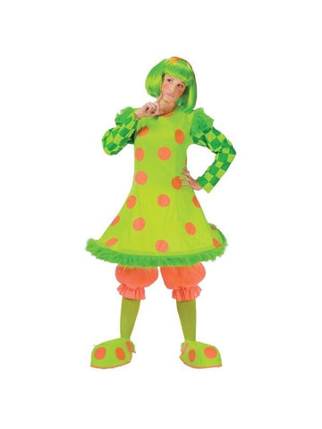 Adult Lolli Clown Costume