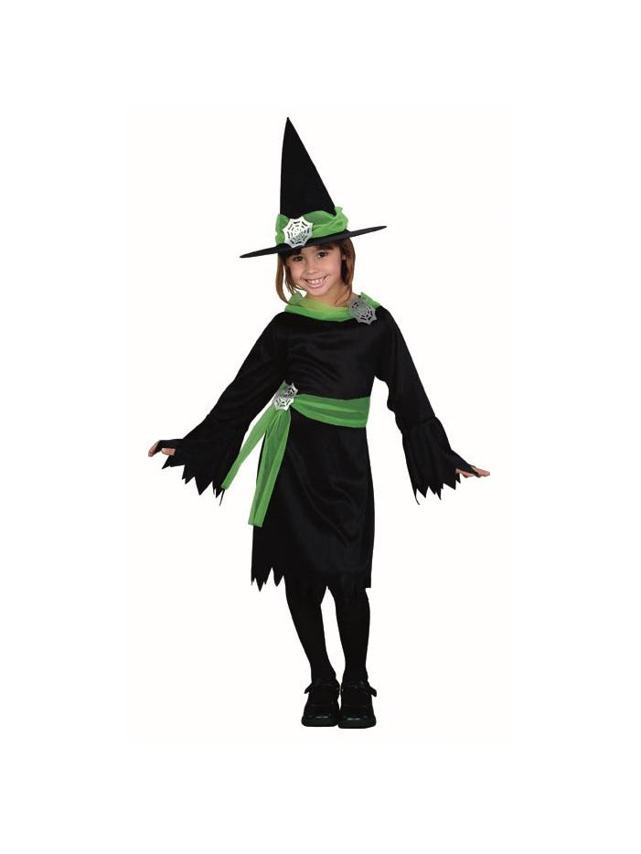 Child's Charmed Witch Costume-COSTUMEISH