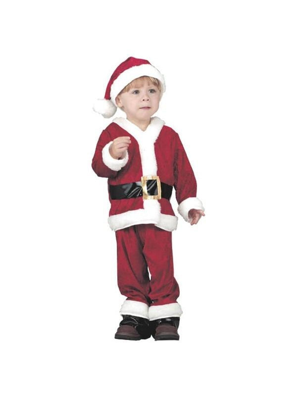 Toddler Santa Claus Costume-COSTUMEISH