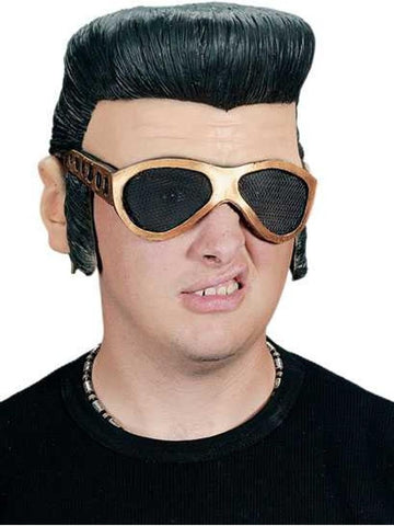 Elvis Presley Costume Mask-COSTUMEISH