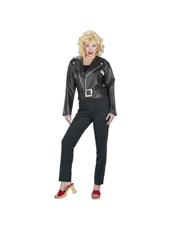 Adult Lady Grease Costume-COSTUMEISH