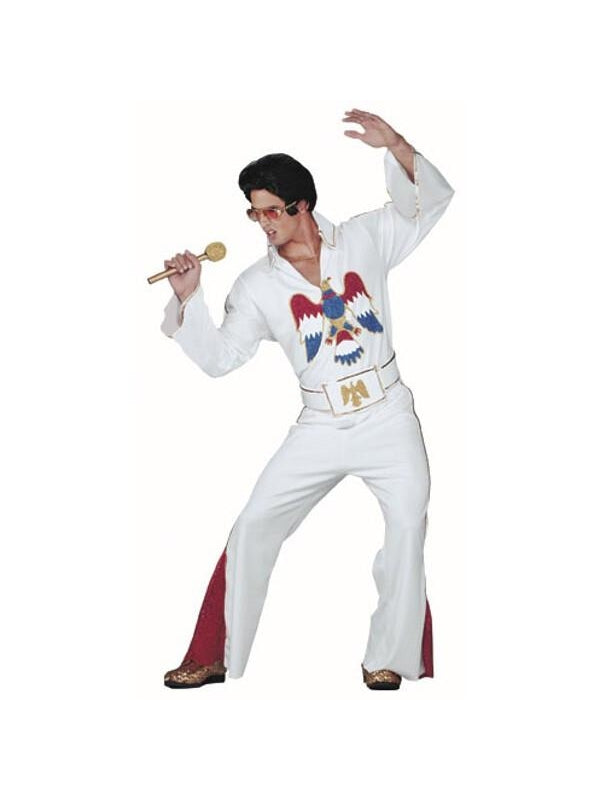 Adult Elvis Presley Costume-COSTUMEISH