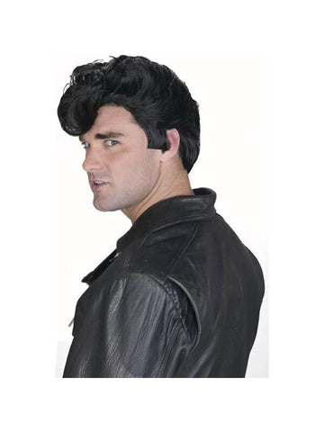 Adult Danny's Grease Costume Wig-COSTUMEISH
