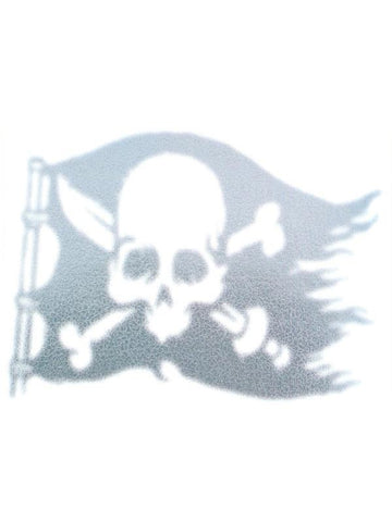 Adult Pirate Lady Temporary Tattoo