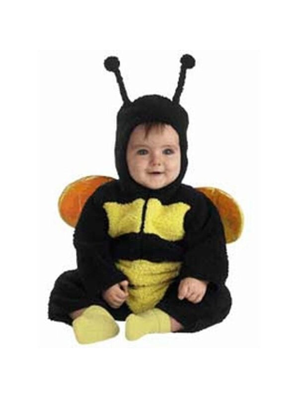 Baby Furry Bumble Bee Costume-COSTUMEISH