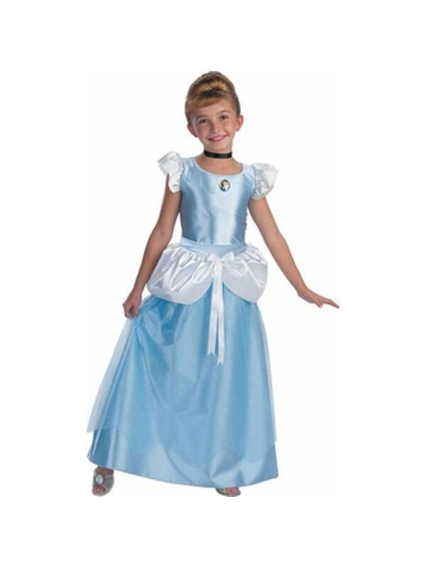 Child's Disney Cinderella Costume-COSTUMEISH
