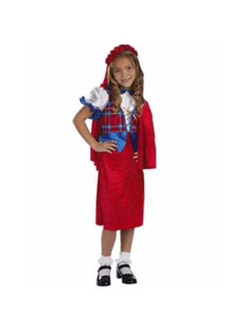 Child's Red Riding Hood Costume-COSTUMEISH