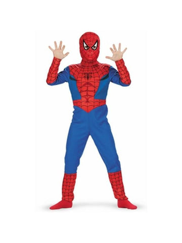 Child's Spider-Man Costume-COSTUMEISH