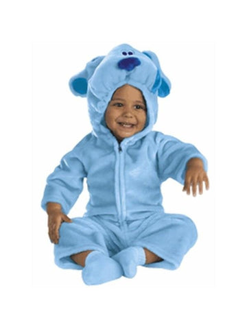 Baby Plush Blues Clues Costume-COSTUMEISH
