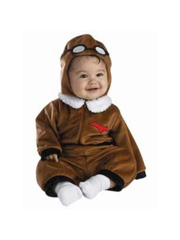 Baby Red Baron Pilot Costume-COSTUMEISH