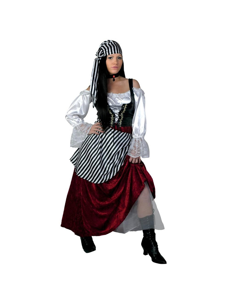 Women's Pirate's Wench Adult-COSTUMEISH