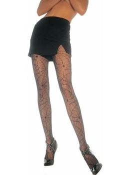 Spider Web Pantyhose-COSTUMEISH