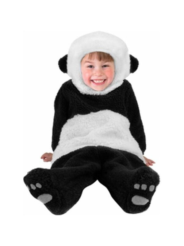 Toddler Panda Bear Costume-COSTUMEISH