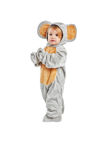Child Grey Mouse Costume
